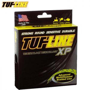 TRESSE DE PECHE TUF LINE XP MADE USA