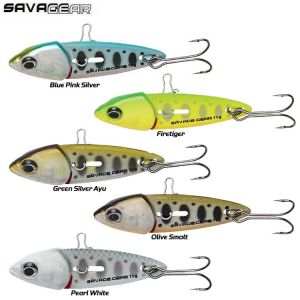 LEURRE LAME SAVAGE GEAR SWITCH BLADE MINNOW