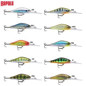LEURRE RAPALA SHADOW RAP JACK DEEP 5CM