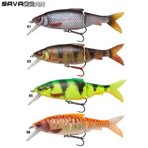 LEURRE SAVAGE GEAR 3D ROACH LIPSTER PHP