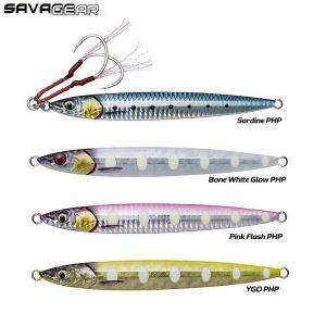 LEURRE SAVAGE GEAR 3D SLIM JIG MINNOW