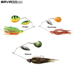 LEURRE SAVAGE GEAR DA'BUSH SPINNERBAIT 21GR