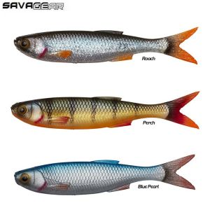 LEURRE SOUPLE SAVAGE GEAR CRAFT DYING MINNOW