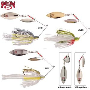 LEURRE STRIKE KING KVD SPINNERBAIT