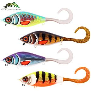 LEURRE STRIKE PRO GUPPIE TAIL JR 11.5cm-70g