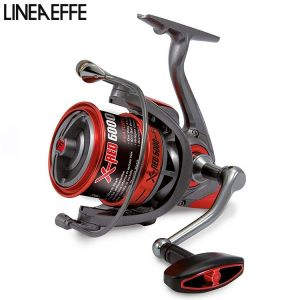 MOULINET SURFCASTING LINEAEFFE FISHING FERRARI X-RED 6000