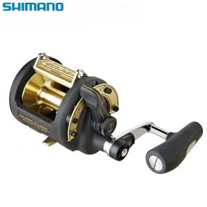 MOULINET TRAINE SHIMANO TLD 2 SPEED