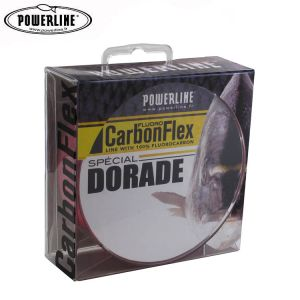 NYLON POWERLINE CARBONFLEX SPECIAL DORADE 300m