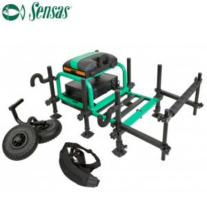 PACK STATION SENSAS JUMBO 3100