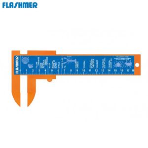 PIED A COULISSE COQUILLAGES ET CRUSTACES FLASHMER