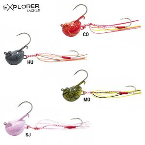 TETE PLOMBEE EXPLORER TACKLE TENYA MAGIC DEEP