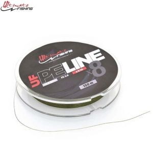 TRESSE ULTIMATE FISHING PE LINE X8 150M