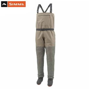 WADERS SIMMS TRIBUTARY STOCKINGFOOT TAN