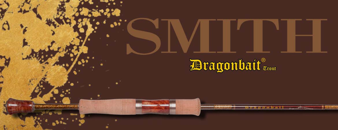 Canne truite Smith Dragonbait Trout