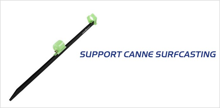 Support de canne Surfcasting
