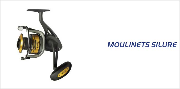 Moulinet silure